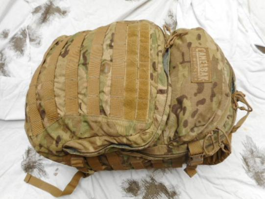cab31734d5b Camelbak Motherlode Lite Crye Multicam MTP UK Military Spec Day Sack Patrol  pack