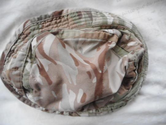 New Bulle Desert Tigerstripe Boonie Hat Size 60 Large
